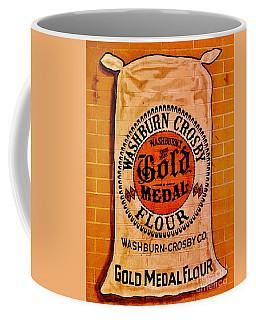 Gold Medal Flour Sign Coffee Mug