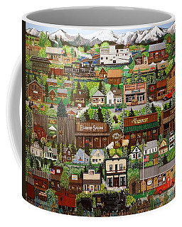 Gold Mine Town Coffee Mug