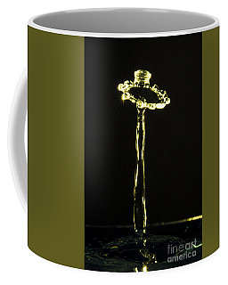 Gold Ring Coffee Mug