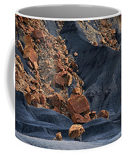 Coffee Mug featuring the photograph Gold Rush by Edgars Erglis