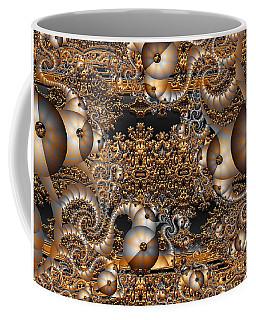 Gold Rush Coffee Mug by Robert Orinski