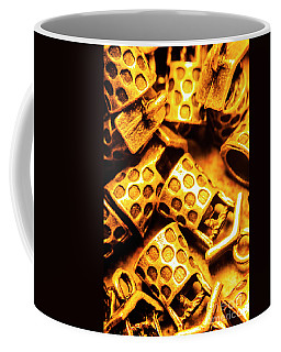 Gold Treasures Coffee Mug