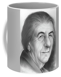 Golda Meir Coffee Mug