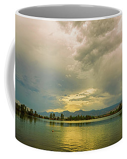 Coffee Mug featuring the photograph Golden Afternoon by James BO Insogna