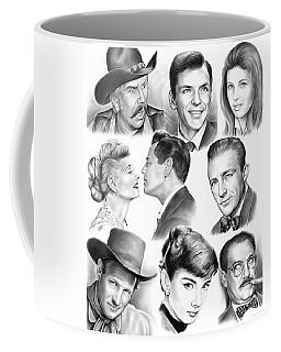 Golden Age Montage Coffee Mug