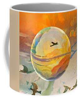 Golden Age Of Flight Coffee Mug