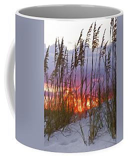Golden Amber Coffee Mug