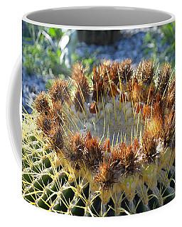 Golden Barrel Cactus Coffee Mug