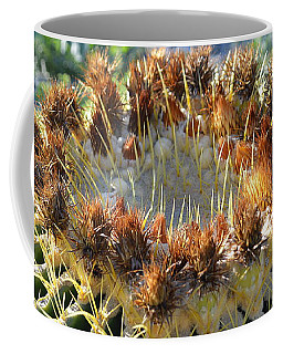 Golden Barrel Cactus Coffee Mug by Glenn McCarthy Art and Photography
