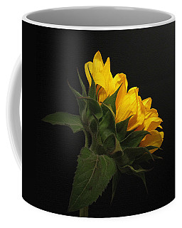 Coffee Mug featuring the photograph Golden Beauty by Judy Vincent