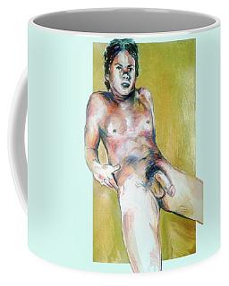 Golden Boy One Coffee Mug