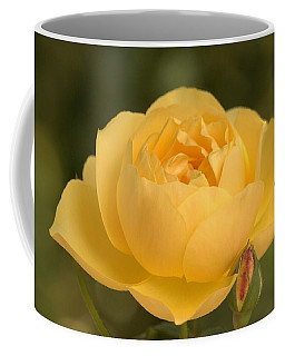 Golden Breath Coffee Mug