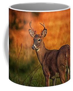 Golden Buck Coffee Mug