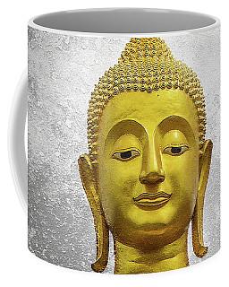 Golden Buddha Coffee Mug