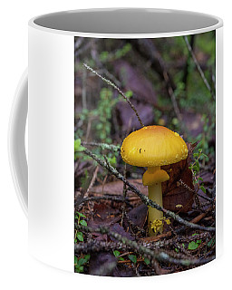 Golden Cap Coffee Mug