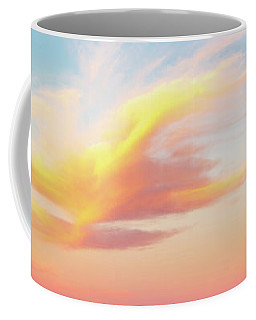 Golden Concorde Coffee Mug