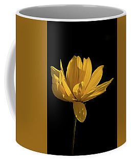 Golden Coreopsis Coffee Mug