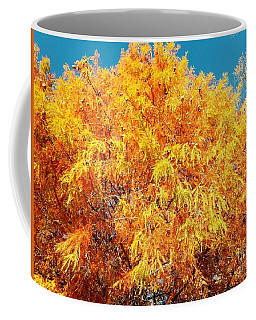Golden Cypress  Coffee Mug
