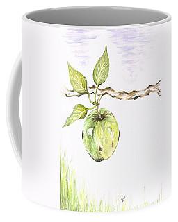 Golden Delishous Apple Coffee Mug