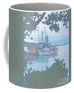 Golden Dolphin Coffee Mug