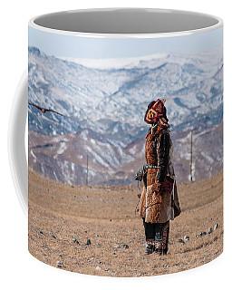 Golden Eagle Festival Coffee Mug