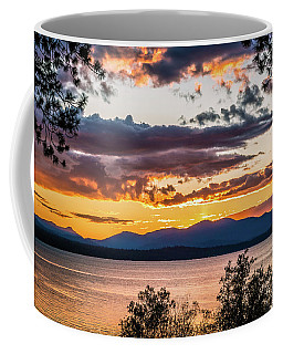 Golden Equinox Coffee Mug