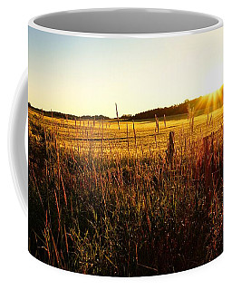 Golden Fields Coffee Mug