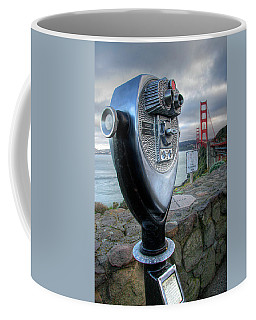 Golden Gate Binoculars Coffee Mug