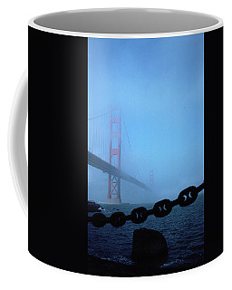 Golden Gate Bridge From Fort Point Coffee Mug