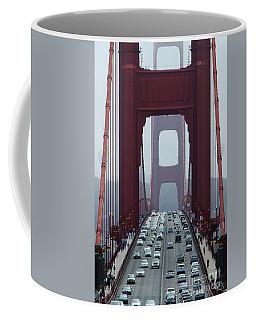 Golden Gate Bridge, San Francisco Coffee Mug