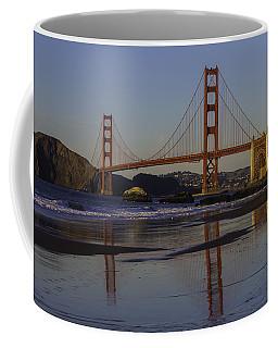 Golden Gate Reflection Coffee Mug
