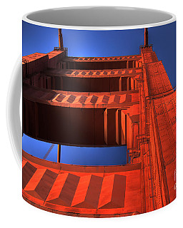 Golden Gate Tower Coffee Mug