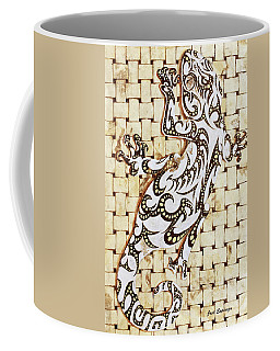 Golden Gecko Coffee Mug