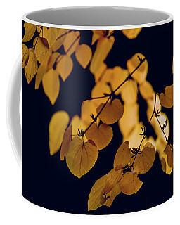Coffee Mug featuring the photograph Golden by Gene Garnace