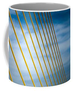 Golden Glow Of Tampa Coffee Mug