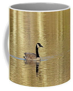 Golden Goose Coffee Mug