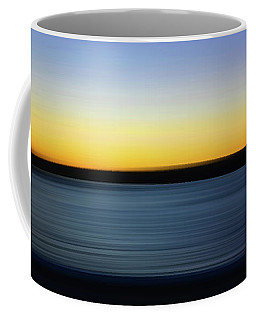 Golden Horizon Coffee Mug