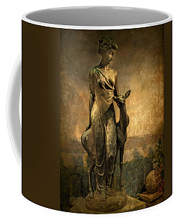 Golden Lady Coffee Mug