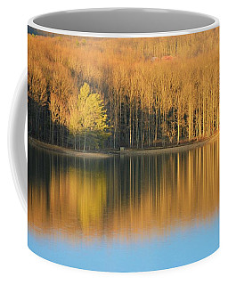 Golden Lake Coffee Mug