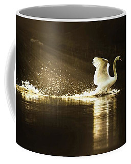 golden Light Coffee Mug by Rose-Marie Karlsen