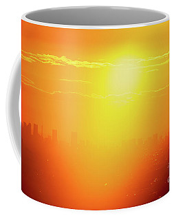 Golden Light Coffee Mug