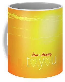 To You #002 Coffee Mug