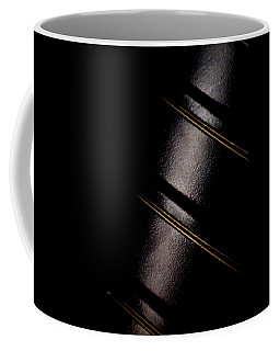 Golden Line Coffee Mug by Paul Job