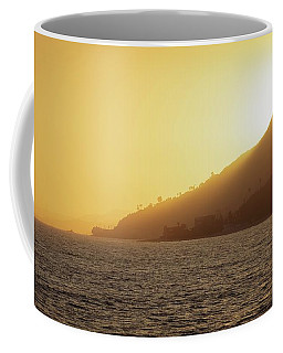 Golden Malibu Coffee Mug