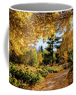 Golden Moment Coffee Mug