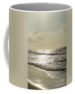 Golden Morning At Folly Coffee Mug