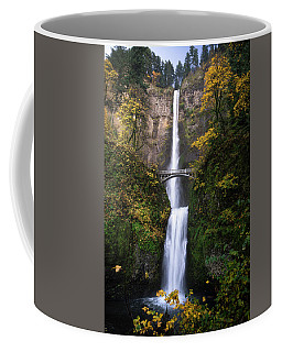 Golden Multnomah Coffee Mug
