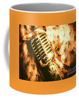 Golden Oldies Art Coffee Mug
