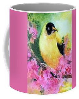 Golden Oriole Coffee Mug