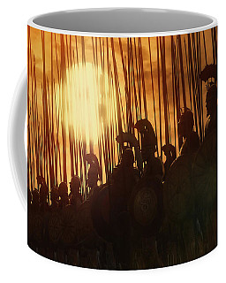 Golden Phalanx - 01  Coffee Mug